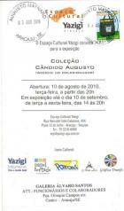 Exposição: Coleção Cândido Augusto
